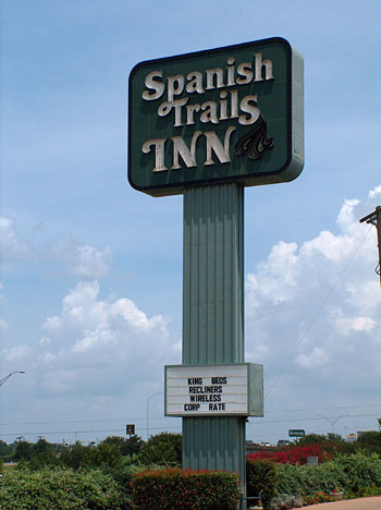 Spanish Trails Inn - Mesquite, Texas